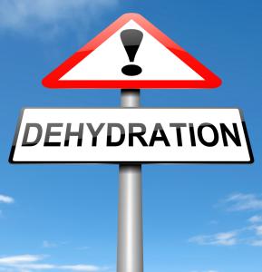 dehydrering